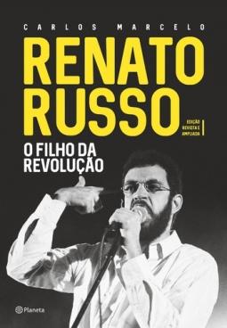 A biografia, escrita por Carlos Marcelo.