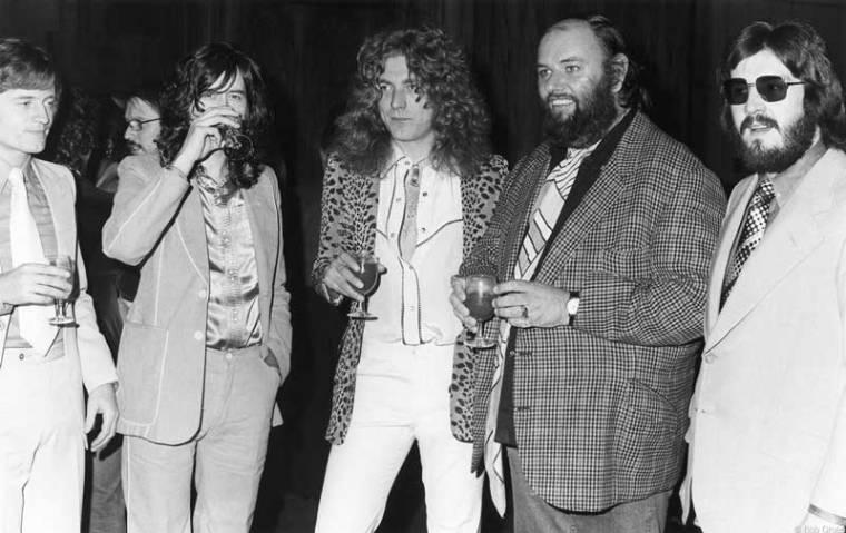 Led-Zeppelin-e-Peter-Grant
