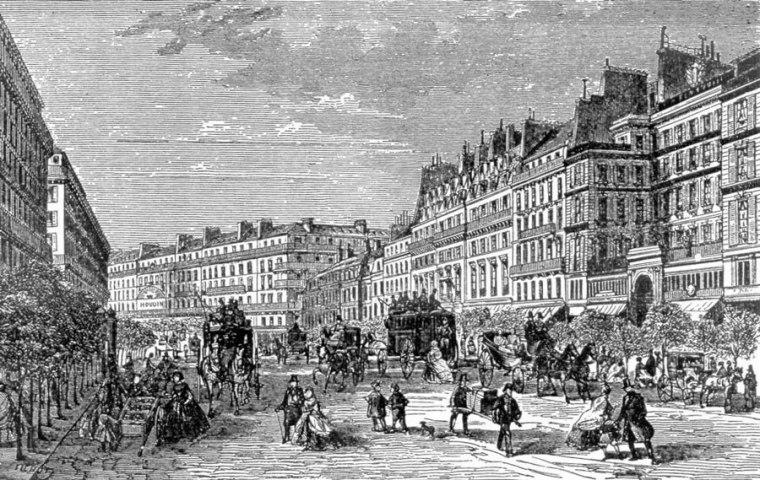 Paris-Século-XIX