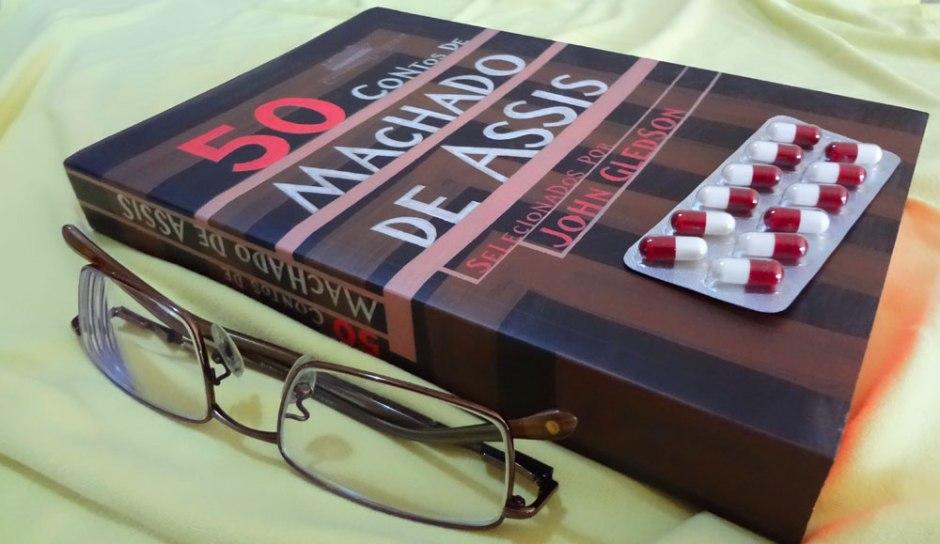Livro 50 contos de Machado de Assis