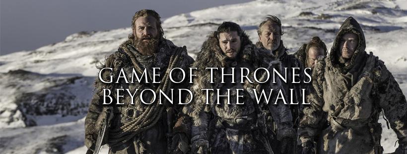 Tormund, Jon Snow, Jorah, Thoros e Gendry.