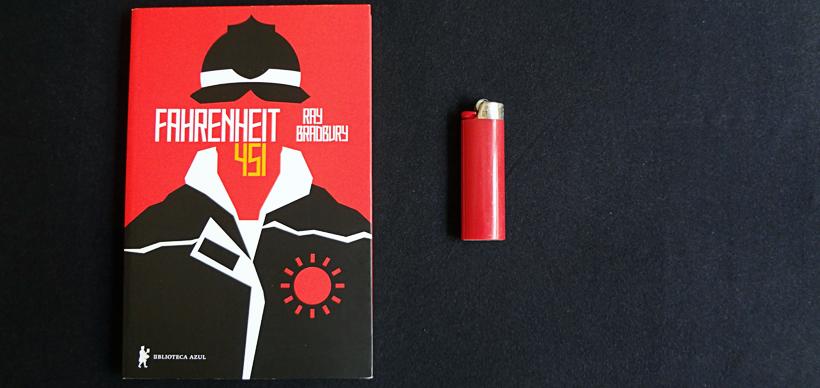Capa-resenha-Fahrenheit-451