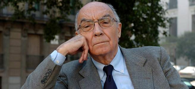 O-escritor-português-Jose-Saramago