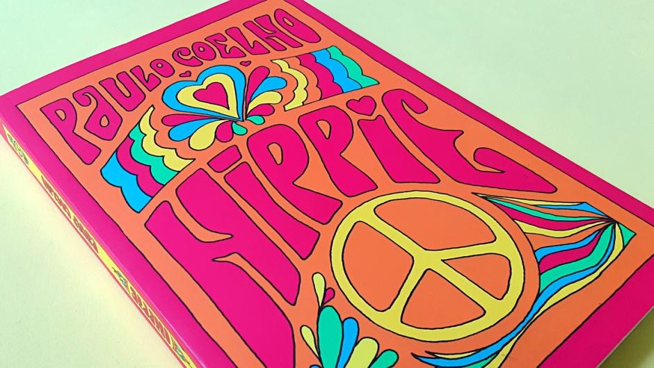 Capa do livro Hippie, de Paulo Coelho.