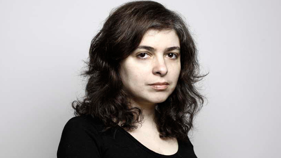 A escritora argentina Mariana Enríquez.