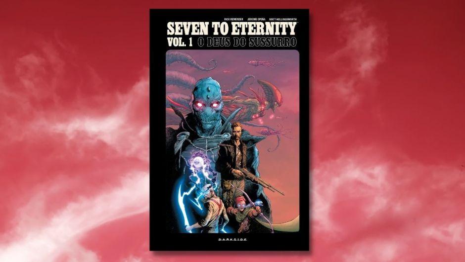 capa resenha seven to eternity 1